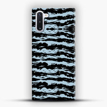 Load image into Gallery viewer, Clouds Blue And Black Samsung Galaxy Note 10 Case