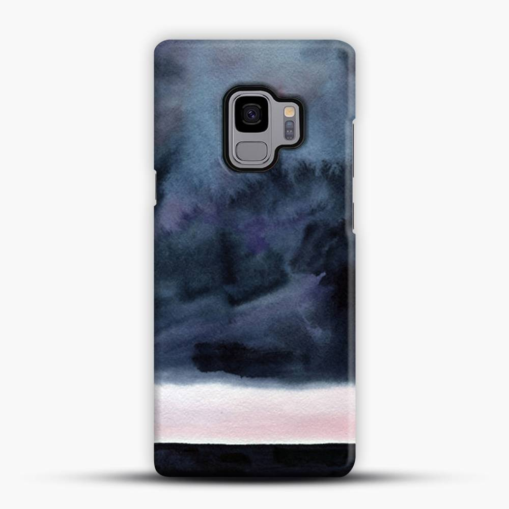 Clouds Sky Watercolor Samsung Galaxy S9 Case