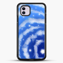 Load image into Gallery viewer, Clouds Star iPhone 11 Case