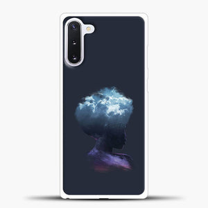 Clouds The Head On Samsung Galaxy Note 10 Case