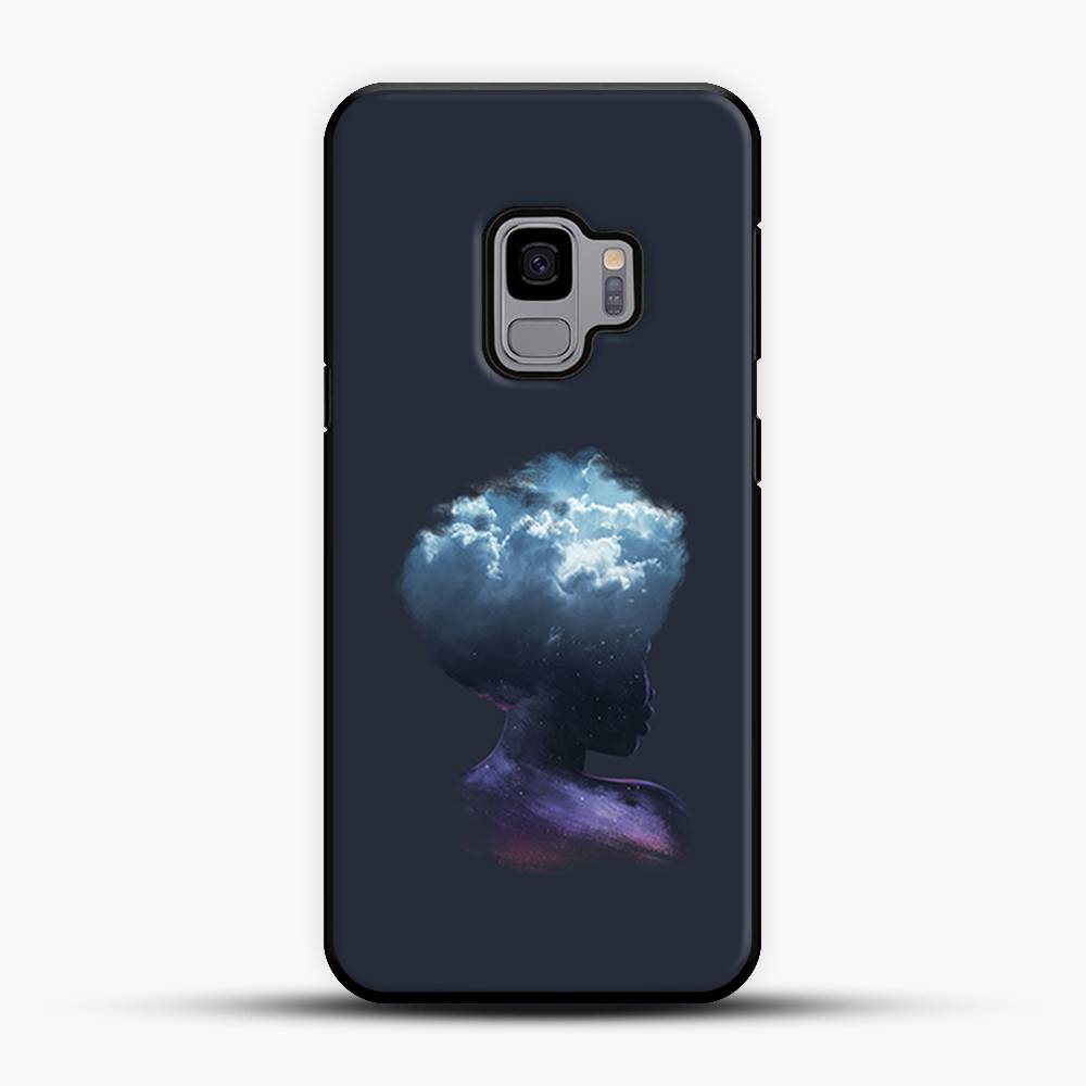 Clouds The Head On Samsung Galaxy S9 Case