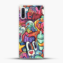 Load image into Gallery viewer, Copic Marker Doodle Samsung Galaxy Note 10 Case