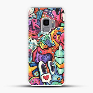 Copic Marker Doodle Samsung Galaxy S9 Case