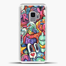 Load image into Gallery viewer, Copic Marker Doodle Samsung Galaxy S9 Case