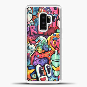 Copic Marker Doodle Samsung Galaxy S9 Plus Case