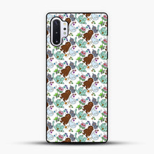 Load image into Gallery viewer, Cryptid Pattern Friends Samsung Galaxy Note 10 Plus Case