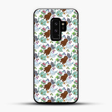 Load image into Gallery viewer, Cryptid Pattern Friends Samsung Galaxy S9 Plus Case