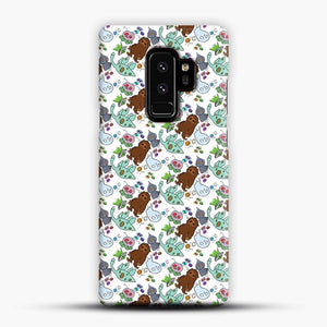 Cryptid Pattern Friends Samsung Galaxy S9 Plus Case