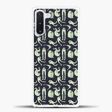 Load image into Gallery viewer, Cryptid Pattern Nightcraweling Samsung Galaxy Note 10 Case