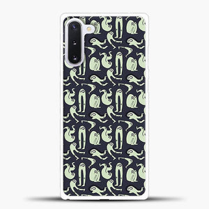 Cryptid Pattern Nightcraweling Samsung Galaxy Note 10 Case