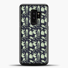 Load image into Gallery viewer, Cryptid Pattern Nightcraweling Samsung Galaxy S9 Plus Case