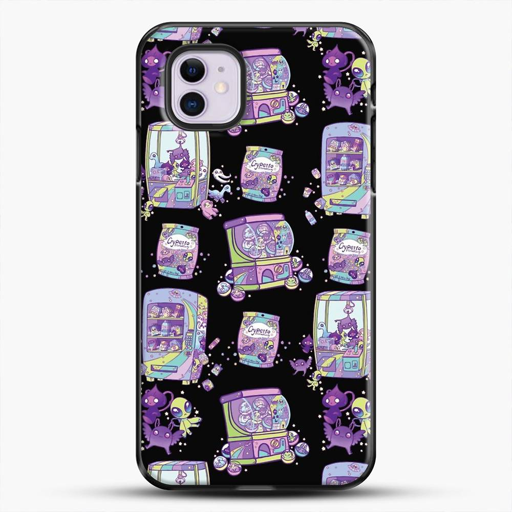 Cryptid Pattern Party iPhone 11 Case