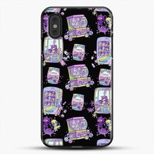 Load image into Gallery viewer, Cryptid Pattern Party iPhone XS Max Case