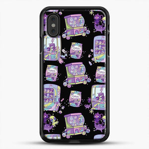Cryptid Pattern Party iPhone XS Max Case