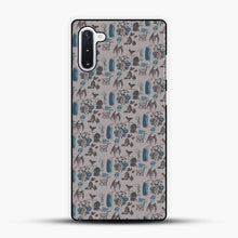 Load image into Gallery viewer, Cryptid Pattern West Virginia Samsung Galaxy Note 10 Case