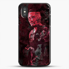 Load image into Gallery viewer, Damian Lillard One Nba Franchise iPhone XS Case, Black Plastic Case | JoeYellow.com