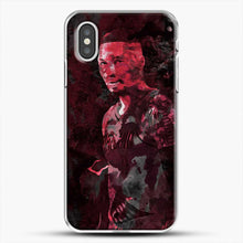 Load image into Gallery viewer, Damian Lillard One Nba Franchise iPhone XS Case, White Plastic Case | JoeYellow.com