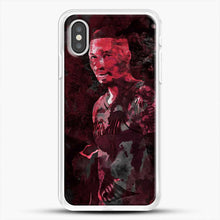 Load image into Gallery viewer, Damian Lillard One Nba Franchise iPhone XS Case, White Rubber Case | JoeYellow.com