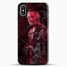 Load image into Gallery viewer, Damian Lillard One Nba Franchise iPhone XS Case, Black Snap 3D Case | JoeYellow.com