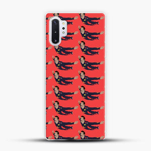 Daniel Ricciardo Flying Samsung Galaxy Note 10 Plus Case