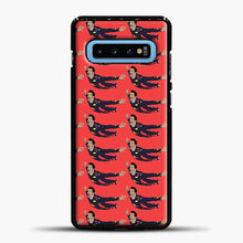 Load image into Gallery viewer, Daniel Ricciardo Flying Samsung Galaxy S10 Case