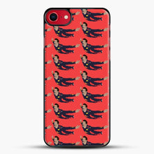 Load image into Gallery viewer, Daniel Ricciardo Flying iPhone 8 Case