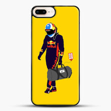 Load image into Gallery viewer, Daniel Ricciardo Red Bull Farewell iPhone 8 Plus Case
