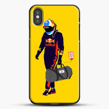 Load image into Gallery viewer, Daniel Ricciardo Red Bull Farewell iPhone X Case