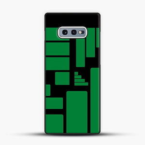 Darkgreen Charts Samsung Galaxy S10e Case