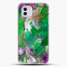 Load image into Gallery viewer, Darkgreen Dancing Fairy iPhone 11 Case