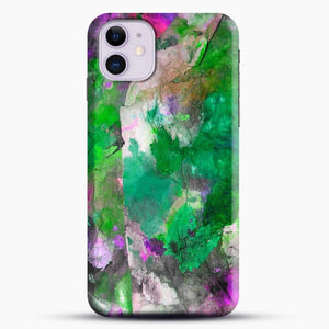 Darkgreen Dancing Fairy iPhone 11 Case