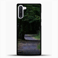 Load image into Gallery viewer, Darkgreen Shadowed Samsung Galaxy Note 10 Case