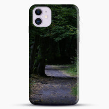 Load image into Gallery viewer, Darkgreen Shadowed iPhone 11 Case