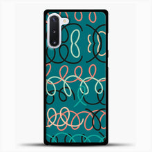 Load image into Gallery viewer, Darkgreen The Springs Samsung Galaxy Note 10 Case
