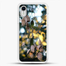 Load image into Gallery viewer, Dead Leaves Dappeled iPhone XR Case