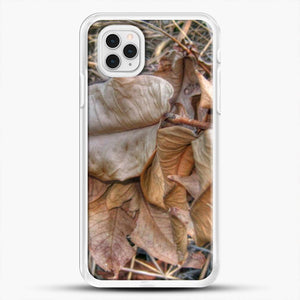 Dead Leaves Dried iPhone 11 Pro Case