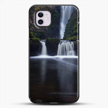 Load image into Gallery viewer, Dead Leaves Gam Waterfall iPhone 11 Case
