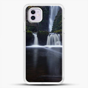 Dead Leaves Gam Waterfall iPhone 11 Case