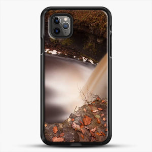 Dead Leaves Lady Falls iPhone 11 Pro Max Case