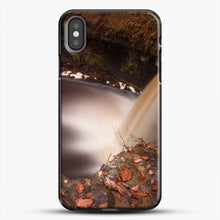 Load image into Gallery viewer, Dead Leaves Lady Falls iPhone X Case