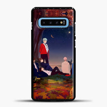 Load image into Gallery viewer, Dead Leaves Take Shelter Samsung Galaxy S10 Case