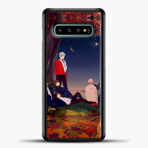Dead Leaves Take Shelter Samsung Galaxy S10e Case