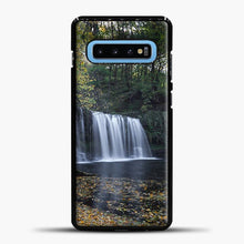 Load image into Gallery viewer, Dead Leaves Uchaf Waterfall Samsung Galaxy S10 Case