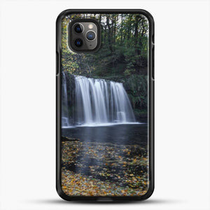 Dead Leaves Uchaf Waterfall iPhone 11 Pro Max Case