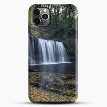 Load image into Gallery viewer, Dead Leaves Uchaf Waterfall iPhone 11 Pro Max Case