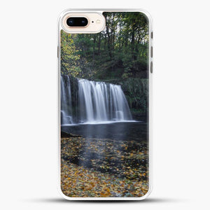 Dead Leaves Uchaf Waterfall iPhone 7 Plus Case