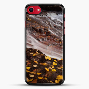 Dead Leaves Waterfall Country iPhone 7 Case