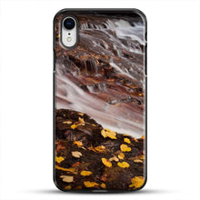 Load image into Gallery viewer, Dead Leaves Waterfall Country iPhone XR Case