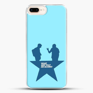 Dear Evan Hansen You Are You Blue Background iPhone 8 Plus Case