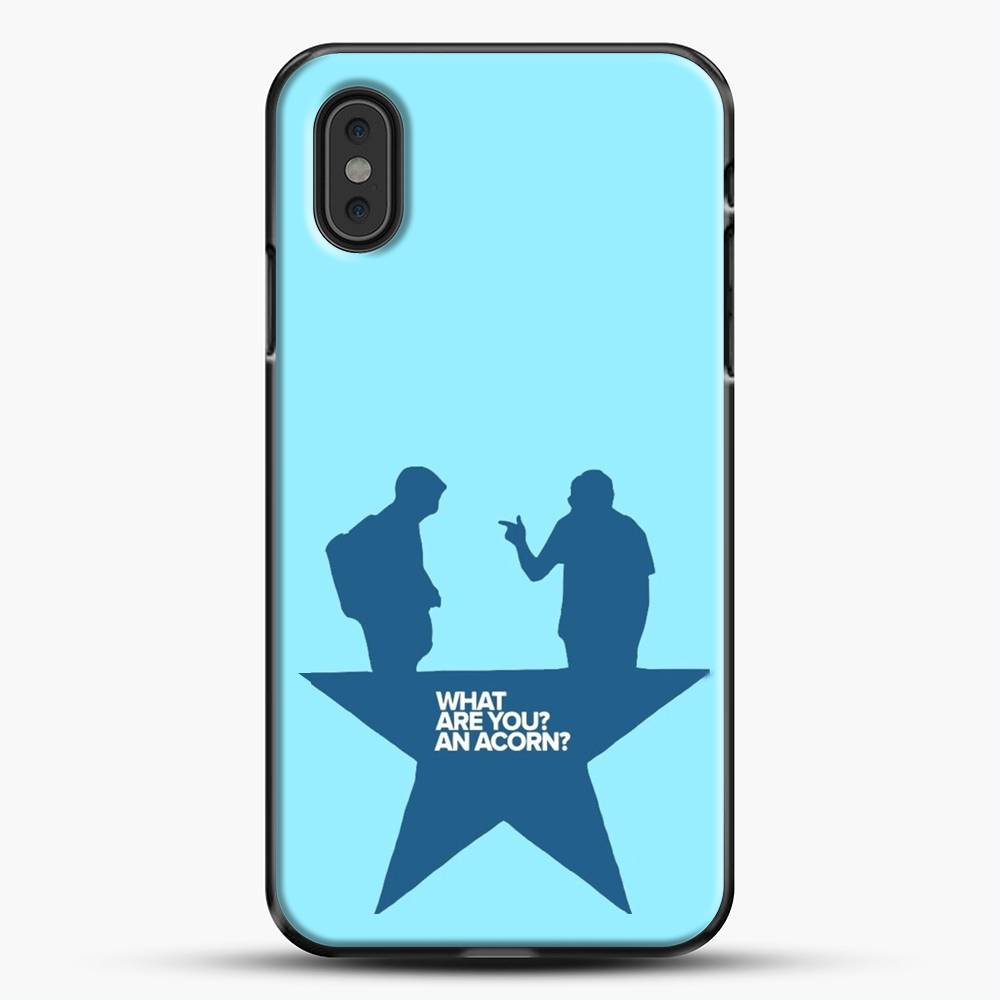 Dear Evan Hansen You Are You Blue Background iPhone XS Max Case